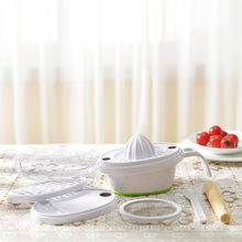 Baby Food Maker Grinder Processor Container 9 Sets Children's Kitchen Food Scissors Infant Tableware Container Supplements