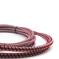 Бесплатная доставка 7,5 м/15 м течевой кислоты линии Высокая чувствительность позиционирования кабель обнаружения масла погружения Индукцио