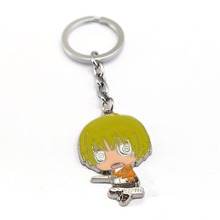 Attack on Titans Character's Keychain