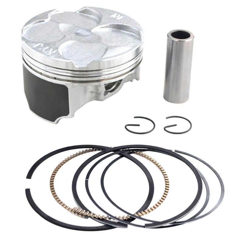 Moto Piston Anneaux Clips Pin Kit pour HONDA CBR250 CBR 250 2011-2013 CRF250L CBR 250 L CBR 250L CBR250 L 2013-2014