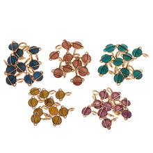 10 Pieces Satellite Pendants Jewelry Making Charms DIY Necklace Decoration women pendulum Handmade Bracelet pendants