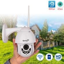 1080 P Беспроводной Wi-Fi IP Камера Onvif 360 2MP PTZ наблюдения сети открытый купол IP66 камера видеонаблюдения де vigilancia камера IP снаружи