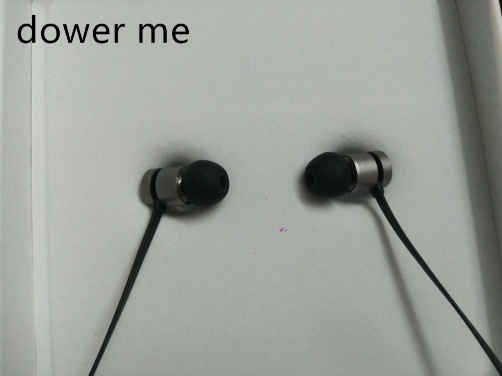 bilder für Fashion In Ear Kopfhörer Headset 3,5mm Ohrhörer Draht nur mit MIC nur IPHONE kann die lautstärke