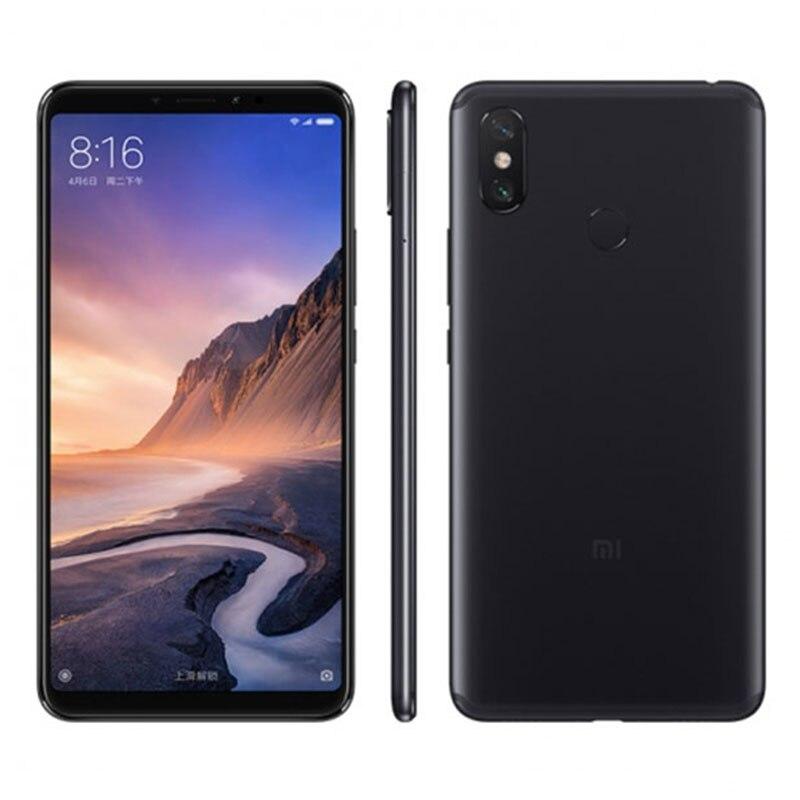 Original Xiaomi Mi Max 3 4gb Ram 64gb Rom Mobile Phone Snapdragon 636 Octa Core 6.9'' Full Screen 5500mah Ai Dual Camera B4 B20 #5