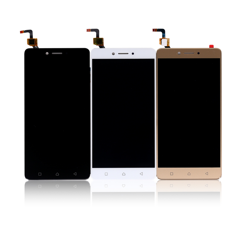2pcs/lot For Lenovo K6 NOTE LCD Display Touch Screen