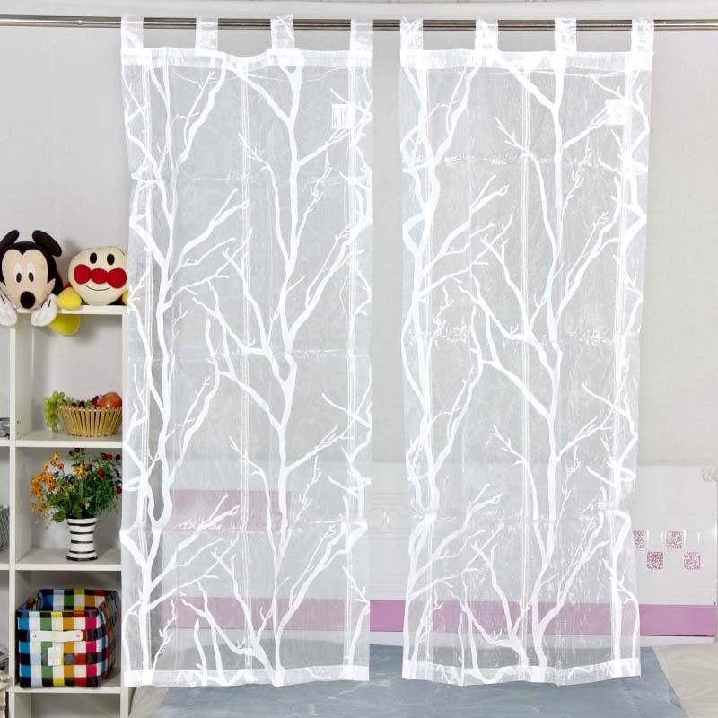 Aliexpress Com Buy Children Room Divider Kitchen Door Curtains Pastoral Floral Window: Popular White Country Curtains-Buy Cheap White Country