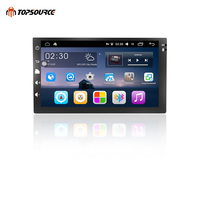 TOPSOURCE 2 Din Android6 0 Car DVD Radio Player WiFi 16g For Nissan TOYOTA Volkswagen Universal