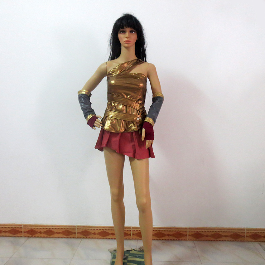 Batman Wonder Woman Cosplay Costume Diana Prince Christmas Party Halloween Uniform Outfit Cosplay Costume Customize Any Size