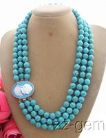 Amazing! 8MM jewerly Necklace>free shipping