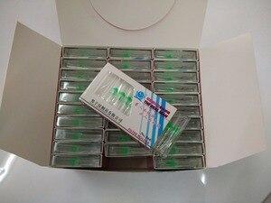 Image 3 - MINI filtros de cigarrillo desechables para mujer, 52mm, paquete económico a granel de cigarrillos delgados para mujer (300 por paquete) N166