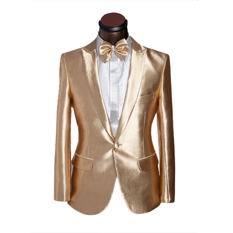 Cloudstyle Fashion Suit Groom Casual Wedding Dress Party