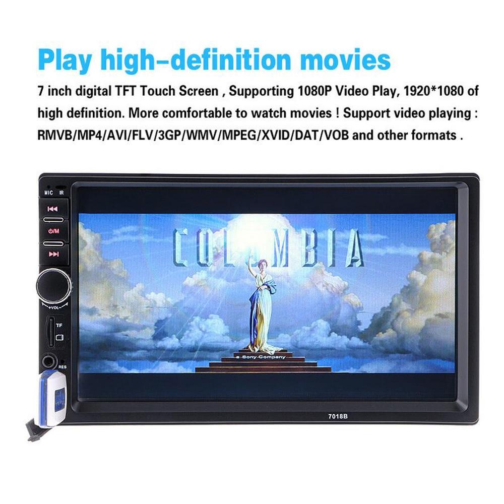 2 Din General Avtomobil Modelləri 7 '' düymlük LCD Sensor Ekran - Avtomobil elektronikası - Fotoqrafiya 3