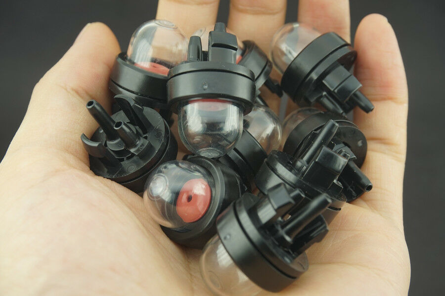 10pcs Pump Primer Bulb For Husqvarna K760 K750