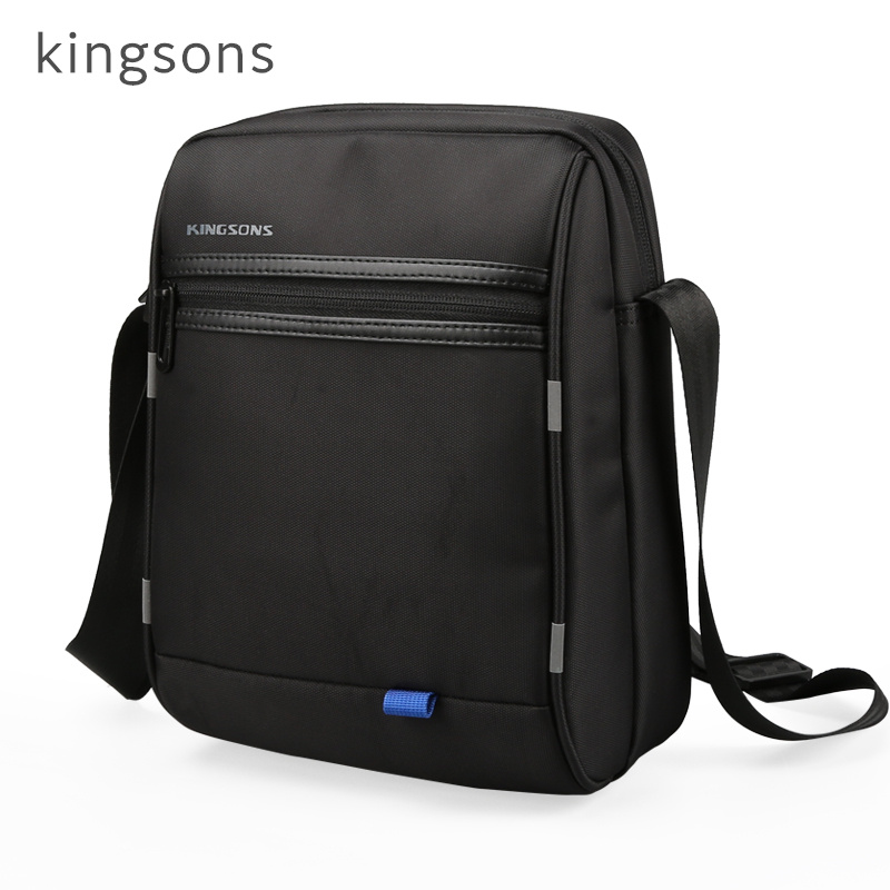 2018 Kingsons Brand New Messenger Bag For ipad 1/2/3/4, For 9.10,10.6 Tablet Mid, For Air 9.7 Free Drop Shipping. KS3166 new brand bubm case for ipad air pro 9 7 storage bag for ipad mini tablet 7 9 pouch for 7 9 tablet free drop ship