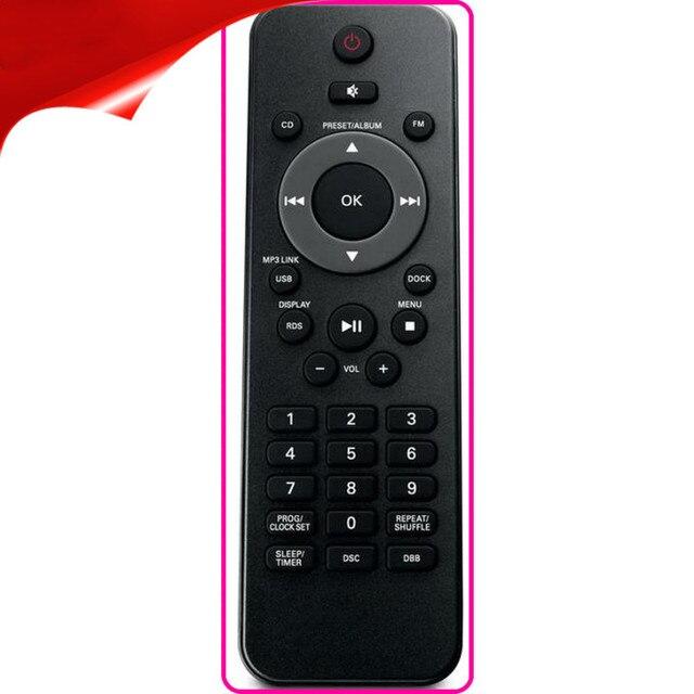 Mới Điều Khiển Từ Xa Cho Philips Micro Hệ Thống Âm Nhạc DCM1070 DCM2055 MCM1050 MCM1050B DCM3060 DCM2020 DCM2060 MCM2050 Mcm2000