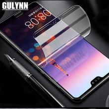 3D Curved Toughened Soft Protective Film For Huawei P10 P20 Mate 10 Lite Pro Screen