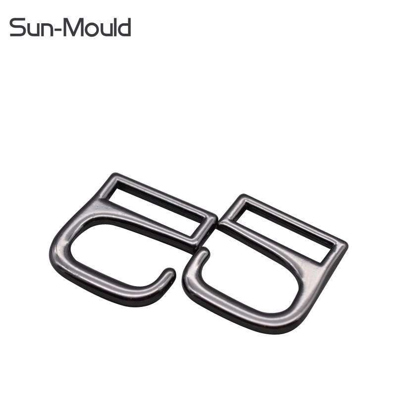 gold sliver13mm sandals shoes slipper high heel leather shoe strap belt shoelaces buckle clips 500pcs/lot DHL EMS free shipping