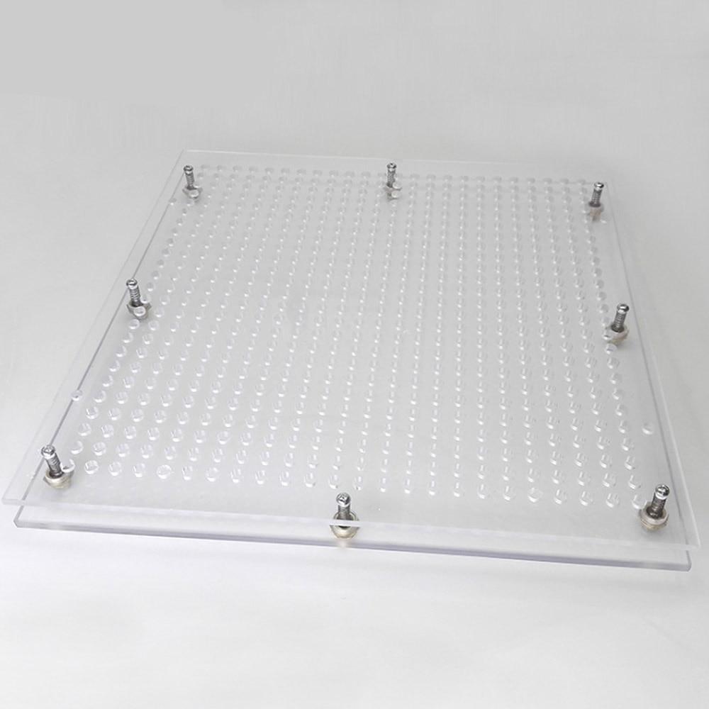 600 Holes Manual Capsule Filling Machine #0 manual encapsulator capsule filling board