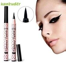 KANBUDER Feathering Women Eyeliner Pen Makeup Cosmetic Black Liquid Eye Liner Pencil Beuty Tool R168