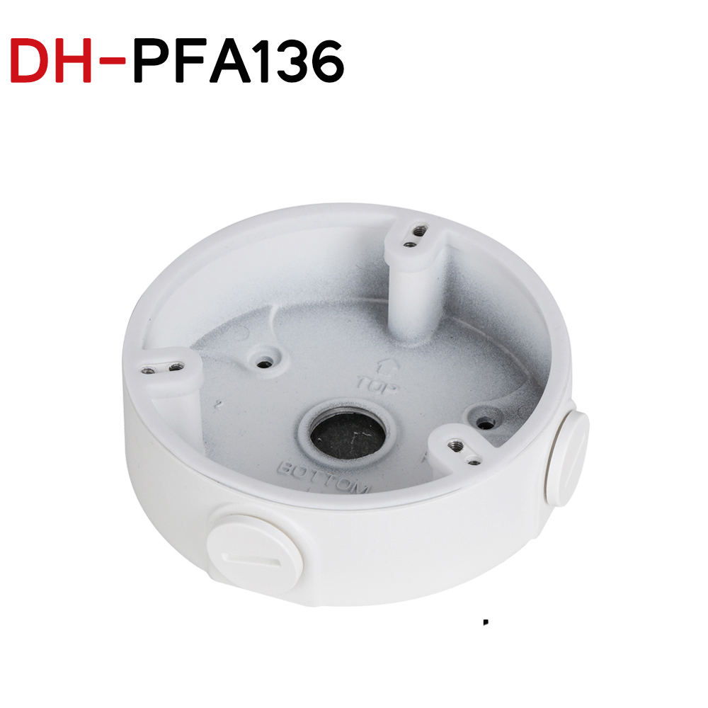 DH PFA136 Water-proof Junction Box IP Camera Brackets Mounts For IPC-HDW4433C-A IPC-HDW1431S IPC-HDBW1431E IPC-HDBW4831E-ASE стоимость
