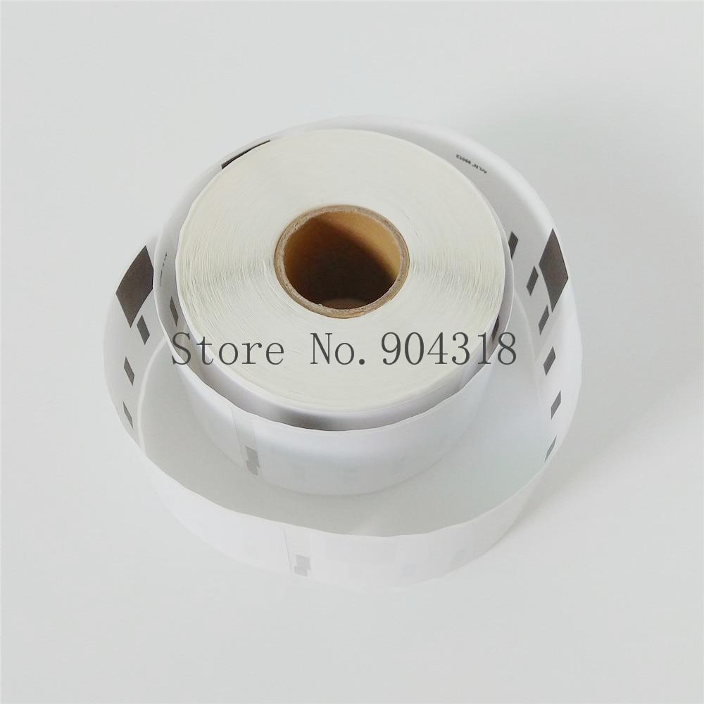 40 х Rolls Dymo 99012 Совместимые Этикетки 89 х 36 мм 260 этикетки в рулоне dymo99012