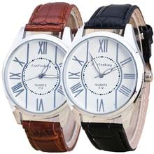 Durable 2016 fashion watch men Woman Mens Retro Design Alloy Band Analog Alloy Quartz Wrist Watch