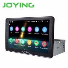 Joying 8 pulgadas Android 6.0 AutoRadio Estéreo Individual 1 din Quad Core Reproductor Multimedia de Coche Universal HD Capacitiva 2 GB + 32 GB de La Cabeza unidad