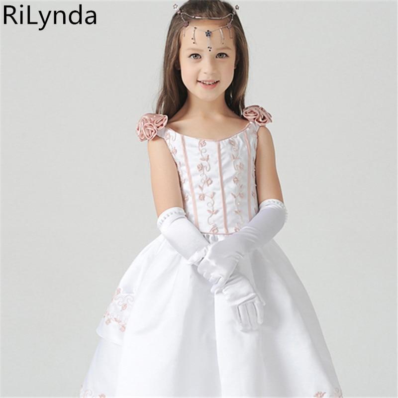 Aliexpress Buy Girls Princess Dress Wedding Dress Gloves