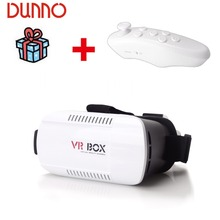 Virtual Reality 3D VR Glasses Google Cardboard VR BOX 3 d Glasses Video Game Movie for Samsung iPhone Smart Phones 3.5 – 6.0""