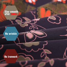 BeddingOutlet Mandala Floral Bedding Set Concealed Bedspread Boho Bedlinen Bohemia Duvet Cover Set 4Pcs Twin Full Queen King