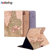 New Map Print For Samsung Galaxy Tab S 8 4 T700 Book Cover Smart Flip Pu