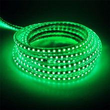 220V Led Strip 2835 120Leds/M IP65 Waterproof With Power Adapter | Flexible LED Tape String