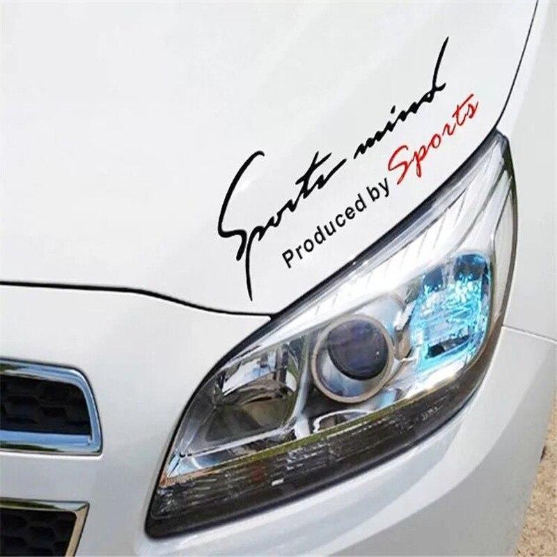 Автомобилей для укладки Стикеры Спорт Эмблема двери значок наклейка на авто аксессуары для Toyota Highlander BMW Honda VW Kia