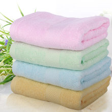 2017 new bamboo towel with towel use(China)