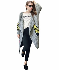 Women-long-Black-cardigan-Knit-cardigan-sweater-coat-2016-Spring-casual-women-s-Oversized-sweater-Shawl