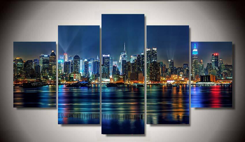 online get cheap york schilderijen -aliexpress | alibaba group, Deco ideeën
