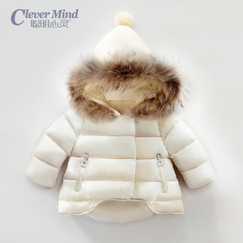 Baby Warm Cotton-padded Clothes Girl Newborn Baby Winter Cotton-padded Jacket Boys and Girls Quilted Jacket Children Thick Coat фото
