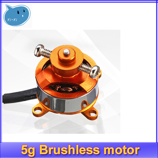 Micro 5g mini brushless motor D1410  4000KV / 3500kv for Remote control aircraft, helicopters, multi-axis aircraft mbl2418bldc 12130 dc24v 3w micro 9000rpm brushless motor silver