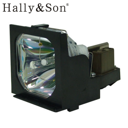 Hally&Son POA-LMP21 Replacement Projector Lamp with Housing for PLC-SU20 / PLC-SU208C / PLC-SU20B / PLC-SU20E / PLC-SU20N hally