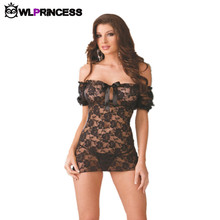 Owlprincess 2016 New bodysuits sexy Lingerie Sets lace printed solid Teddies bodystocking sex Exotic catsuit lingeries dress