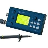 Orignal DSO068 DIY Oscilloscope Kit With Digital Storage Frequency Meter ATmega64 AVR Microcontrol