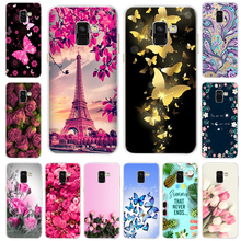 Soft TPU Case For Samsung A8 2018 A530F A530 Case Cover Silicone For Samsung Galaxy A8 Plus 2018 A 8 SM-A530F A8Plus A730 A730F защитная плёнка для samsung galaxy a8 2018 sm a530f на весь экран tpu прозрачная luxcase