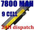 7800 мАч аккумулятор для LENOVO IdeaPad B560 Y460 V560 Y560 Y460A Y460AT Y460P Y460C Y460N Y560 Y560A Y560P L10S6Y01 57Y6440