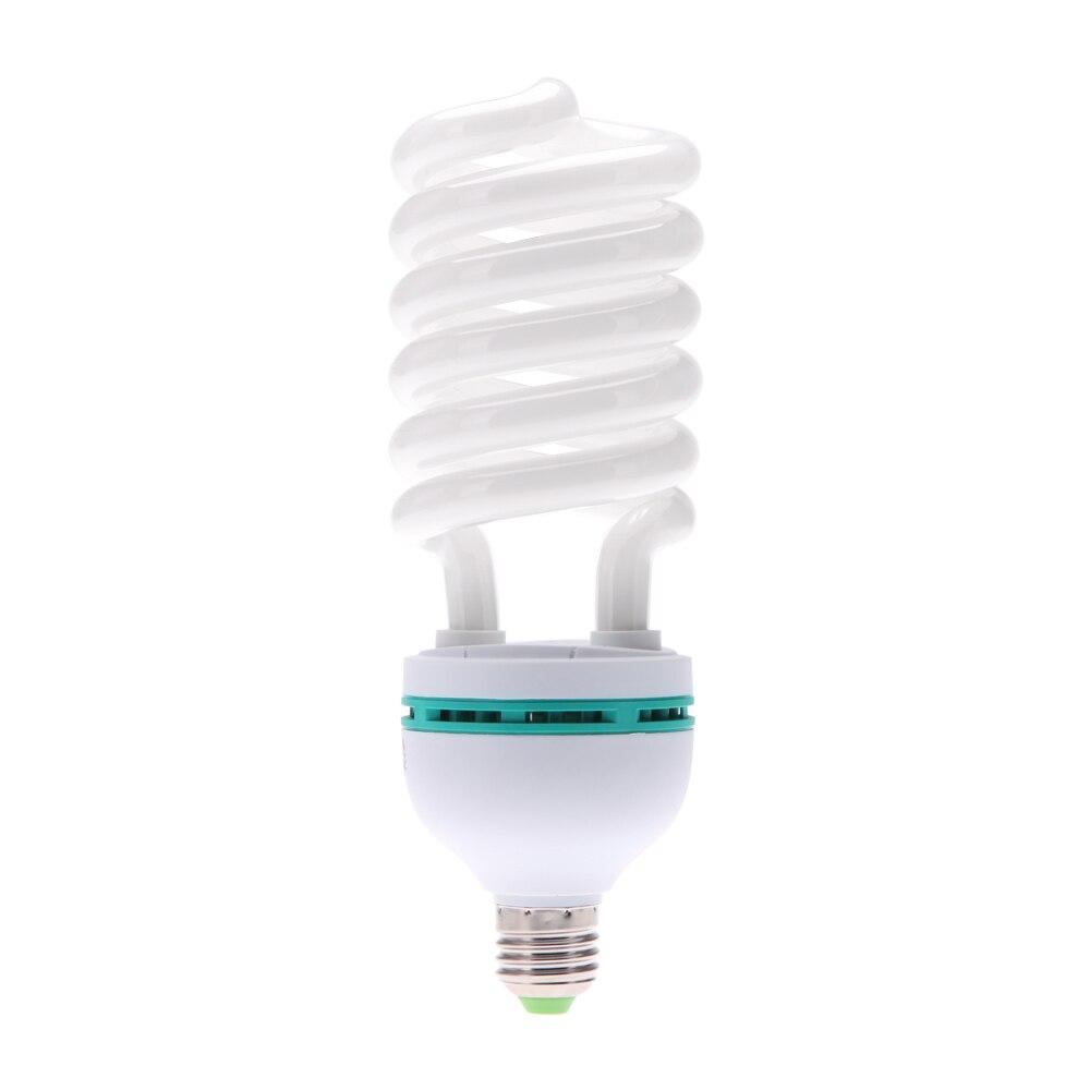 Photography Daylight Lamp E27 220V 115W 5500K Photo Studio Bulb Video Light Photographic Lighting