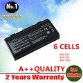 Лэптоп аккумулятор для Asus T12 T12C T12Er T12Fg X51 X51H X51L 90-NQK1B1000Y A32-X51 A32-T12 A32-T12J 6 клетки