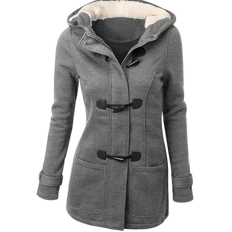 Duffle Parka Coat | Fashion Women's Coat 2017