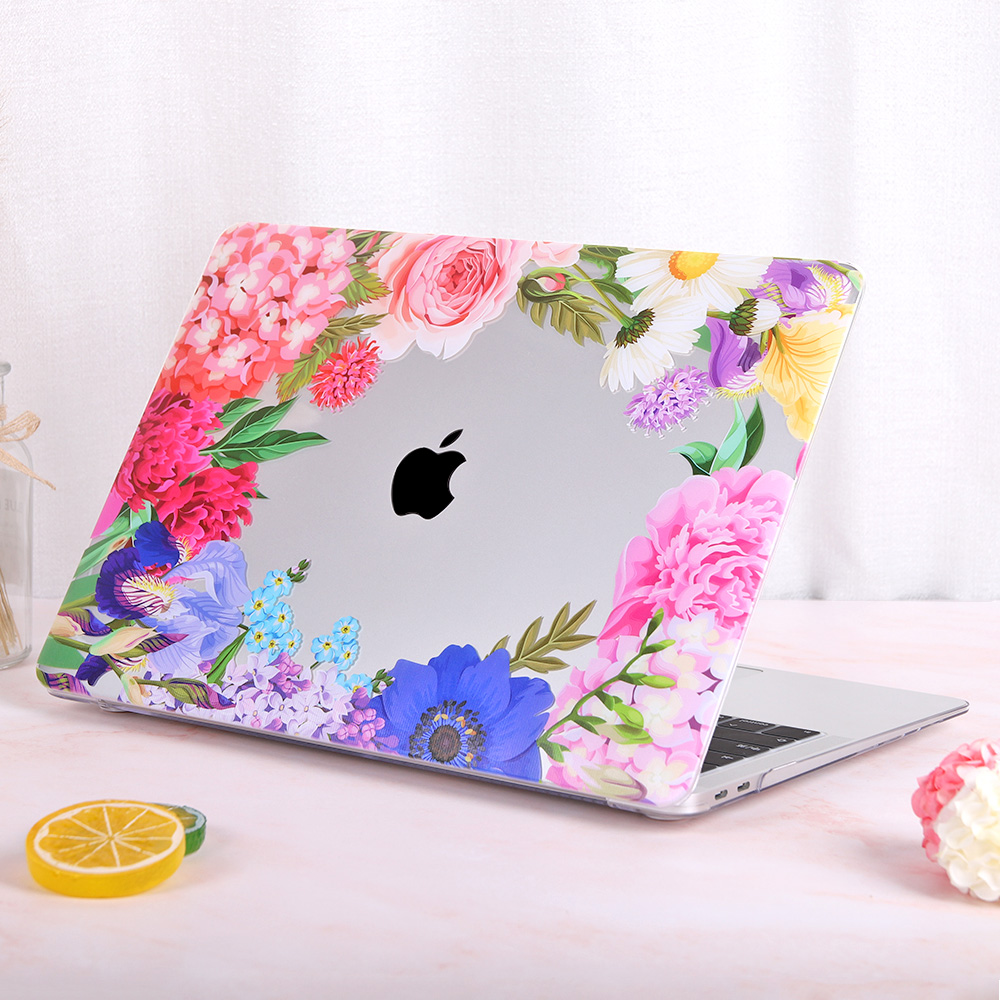 Floral Case for MacBook 150