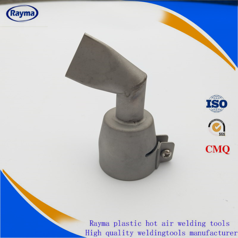Free Shipping Rayma brand 20mm 60 Degree Angle Nozzle For Hot Air Gun Welding for hot