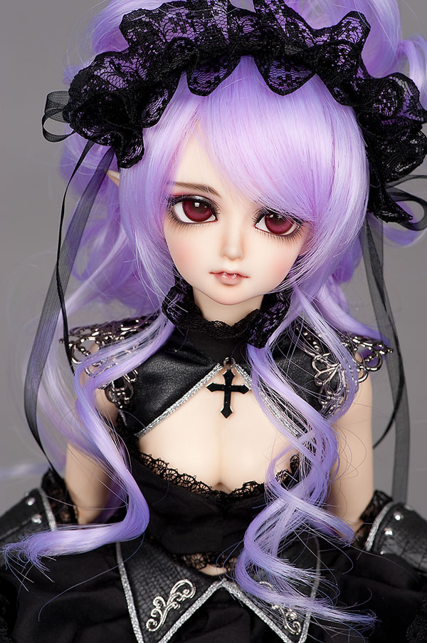 New BJD 1 4 Eliya girl model high quality toy