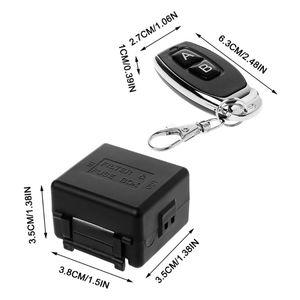 Image 3 - Беспроводной коммутатор с дистанционным управлением, 12 В, 315 МГц, 1CH, релейный модуль приемника, радиочастотный передатчик, ян 12